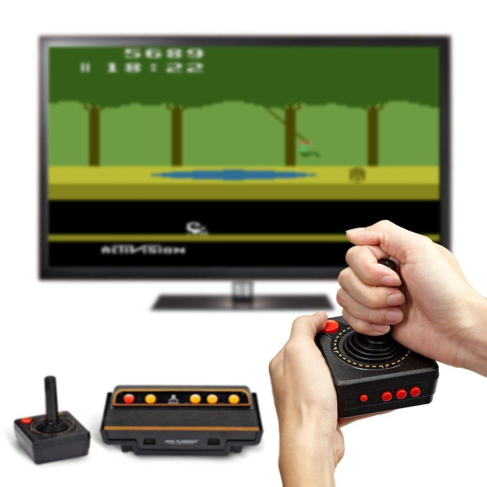 Check Out The Upcoming Sega Genesis Flashback And Atari