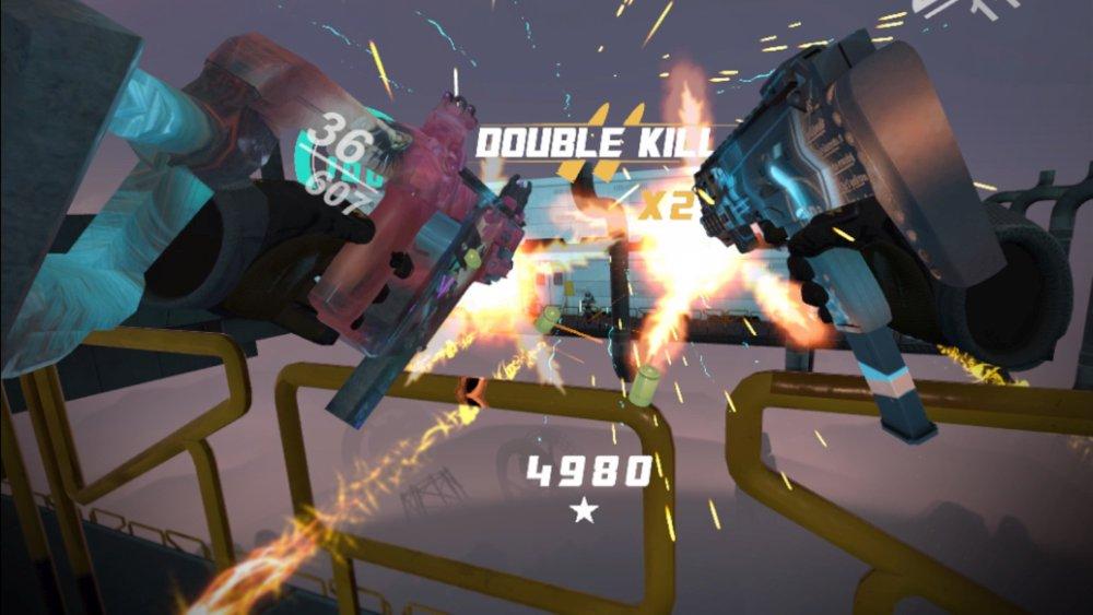 vindicta VR Game