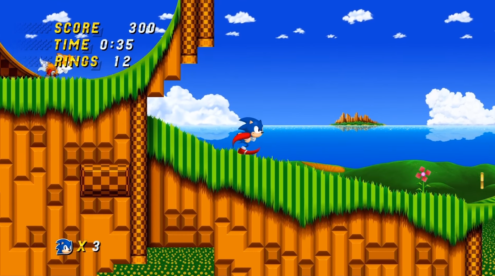 forgotten sonic 2 hd fan project springs back into action common
