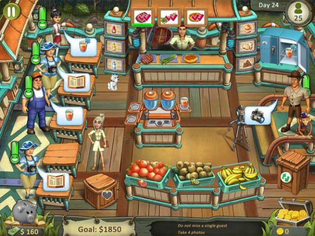 Time Management Games Online Spielen