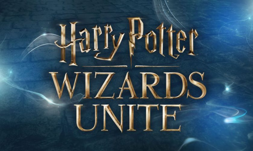 harry potter wizards unite logo
