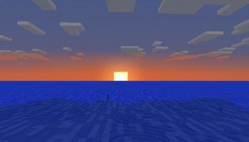 Minecraft Ocean