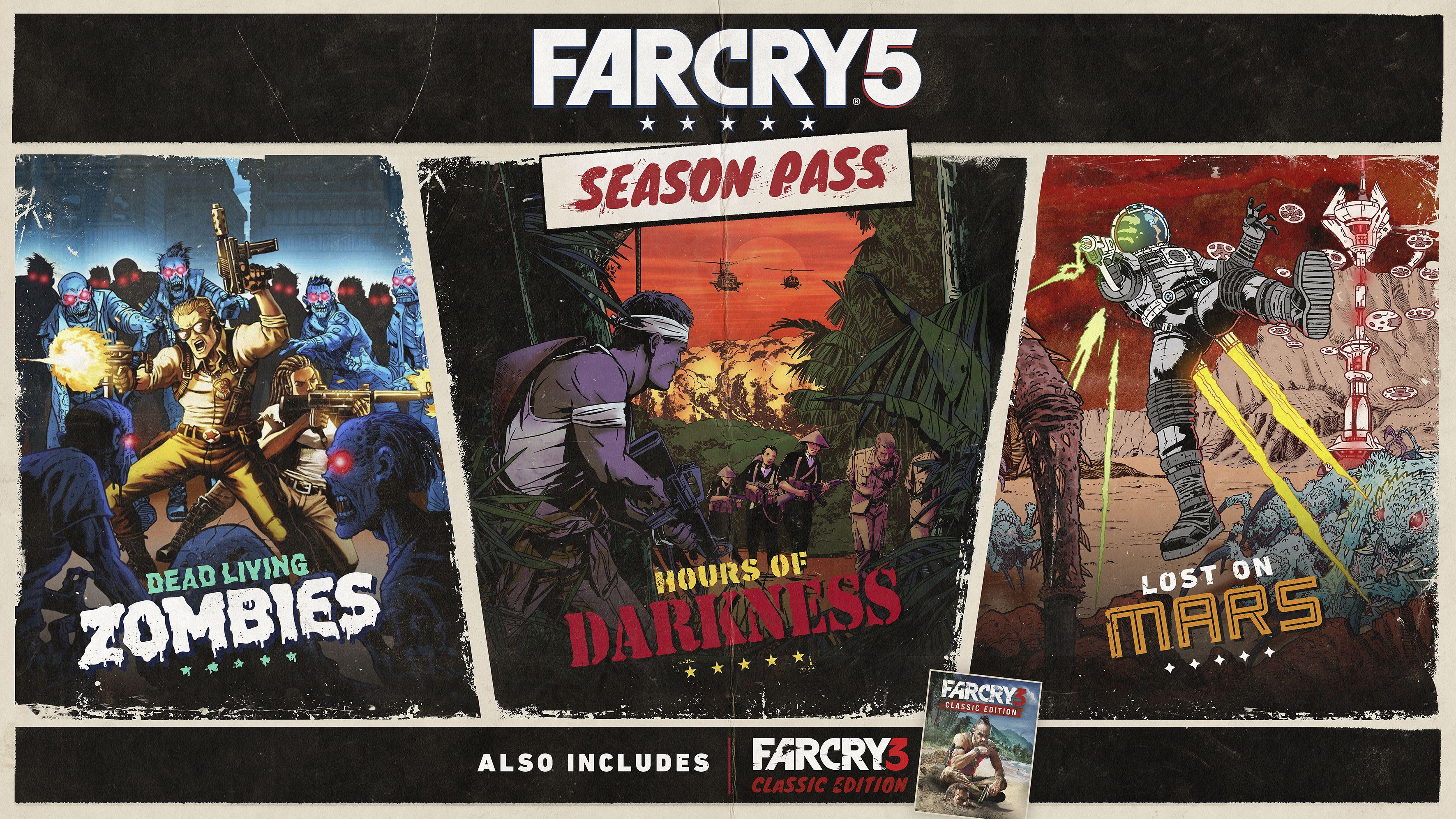 FarCry5 Season Pass