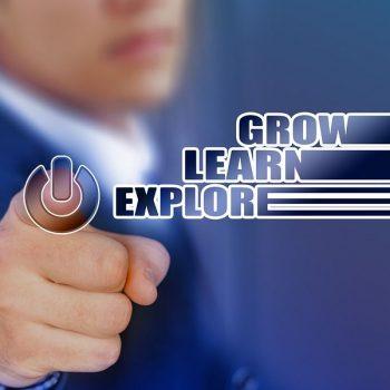 grow learn explore