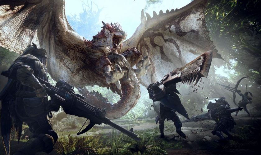how to enable controller in Monster Hunter World