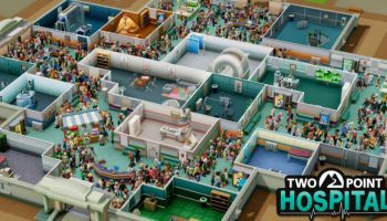 two point hospital how to train staff