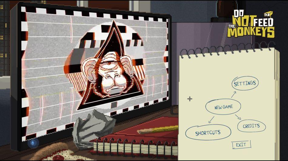 do not feed the monkeys endings guide