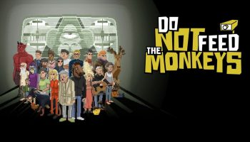 do not feed the monkeys review featured