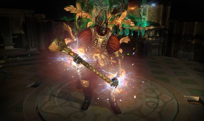 path of exile izaro