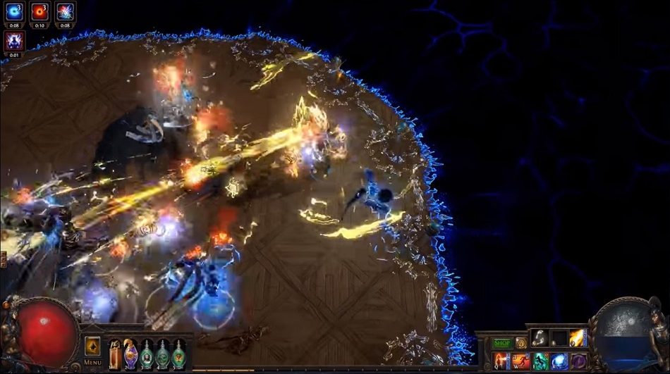 path of exile synthesis 4