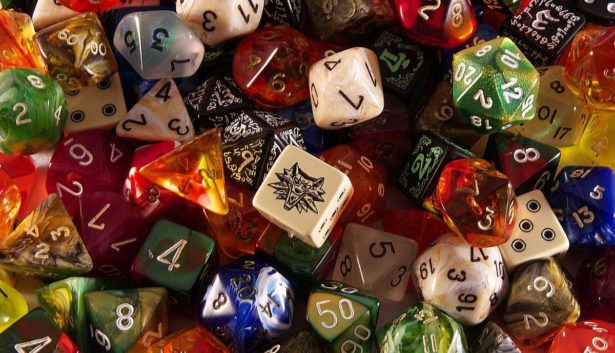 Best Dice Sets for DnD