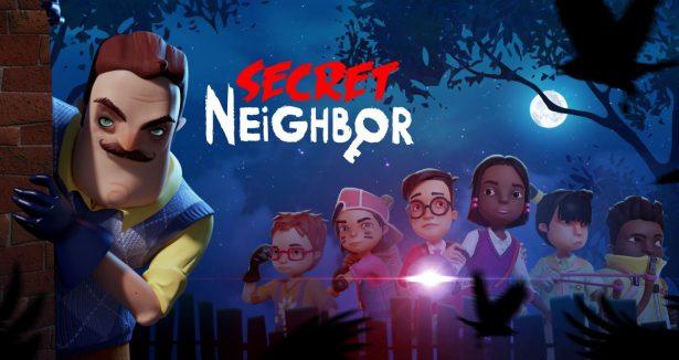 games like fall guys - secret neighbor
