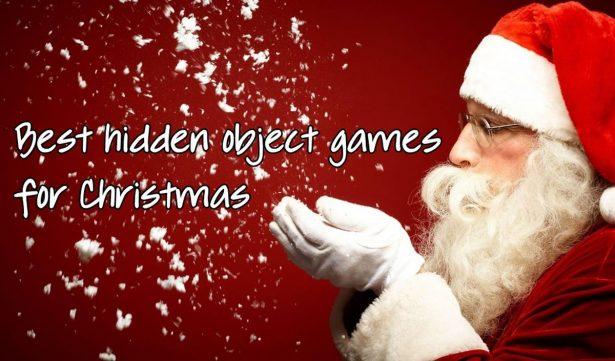 best hidden object games for christmas