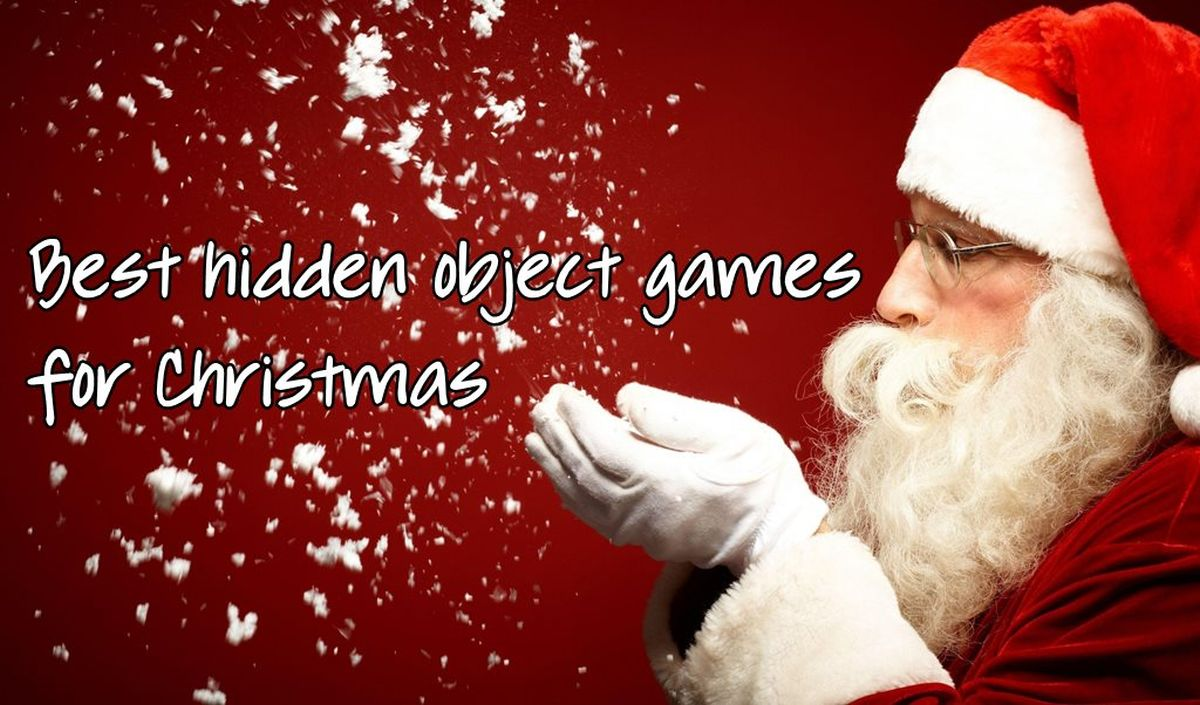 best hidden object games for christmas