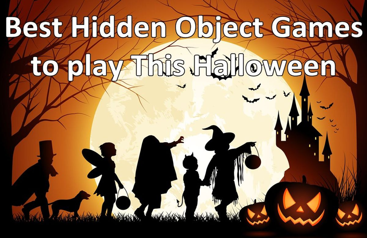 Best Hidden Object Games for Halloween