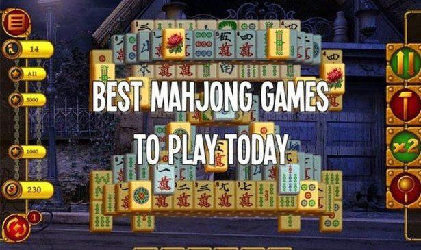Best Mahjong Games PC