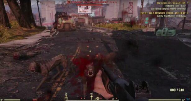 fallout 76 legendary alpha mongrel 1