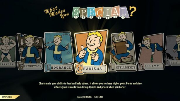 fallout 76 special guide