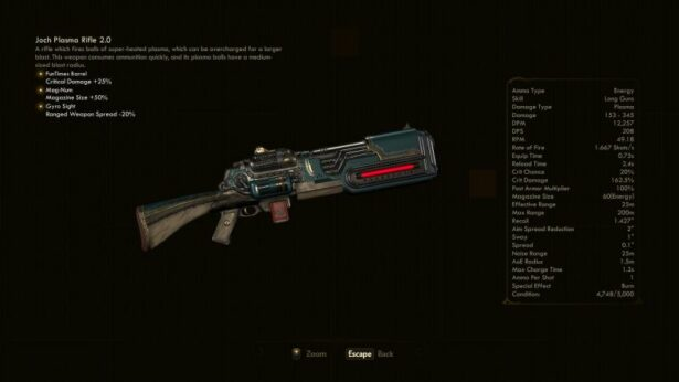 the outer worlds plasma rifle