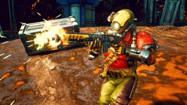 the outer worlds best weapon featured