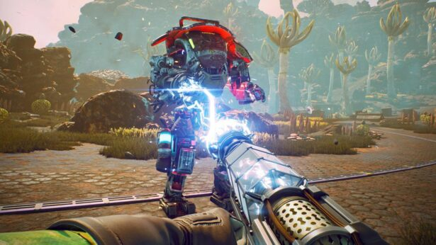 the outer worlds best weapon generic