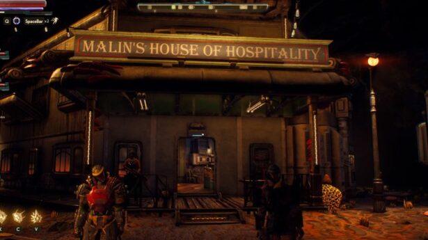 the outer worlds how to own a house 3