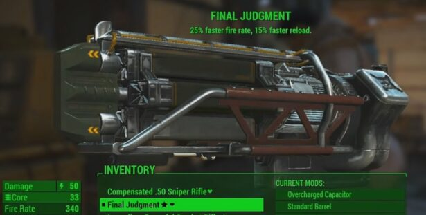 fallout 4 final judgment location