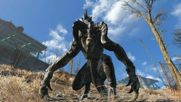 fallout 76 legendary deathclaw