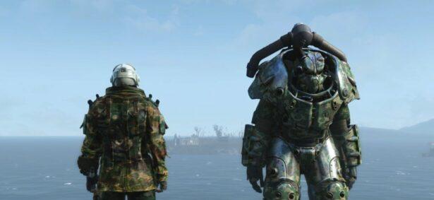 fallout military power armor mod 01