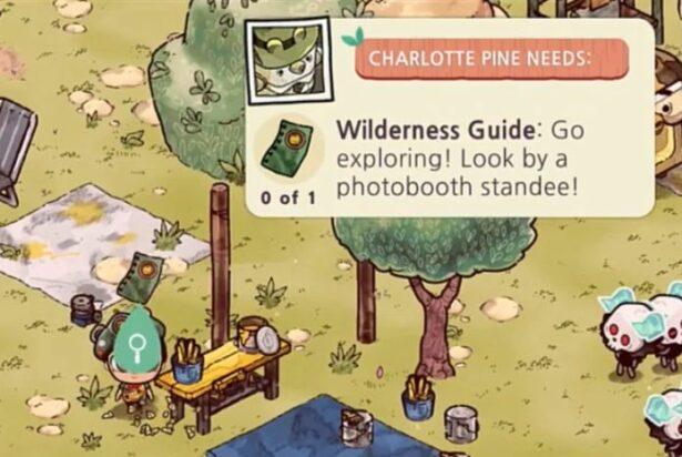 wilderness guide found