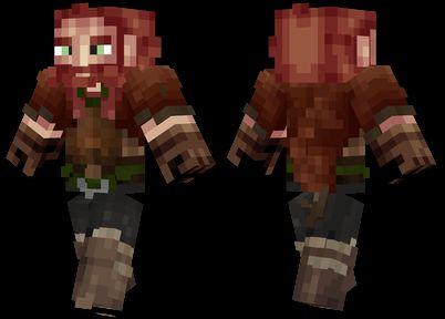 torven dwarf minecraft skin