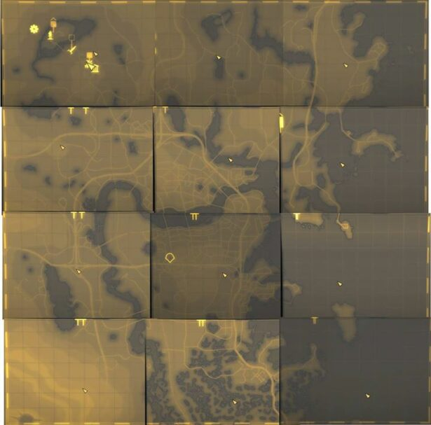 fallout 4 leaked map