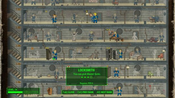 fallout 4 mod download no level requirement for perks