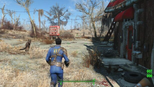 fallout 4 third person view