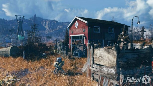 fallout 76 bug camp disappeared
