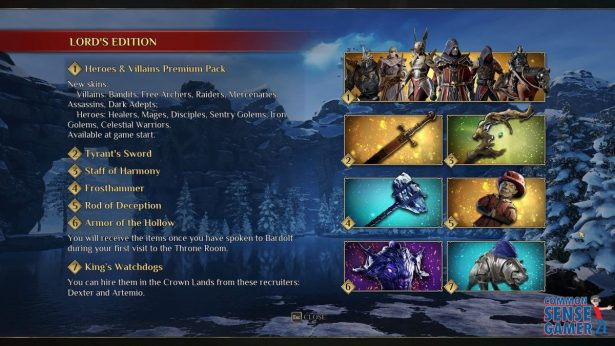 kings bounty 2 lords edition details