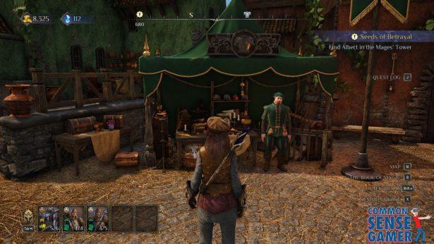 kings bounty 2 sell items