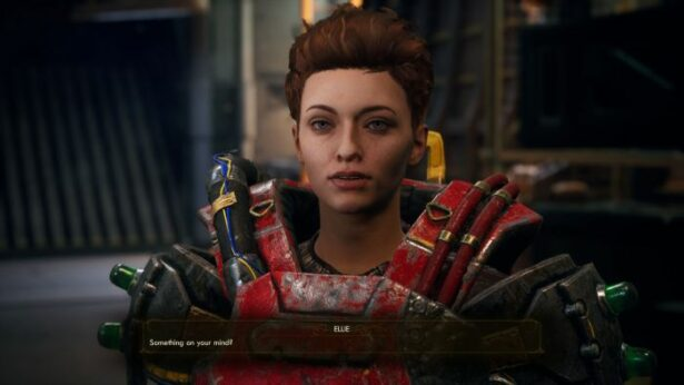 the outer worlds companions Ellie