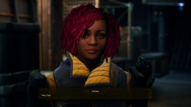 the outer worlds companions Nyoka