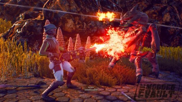 the outer worlds nyoka fights