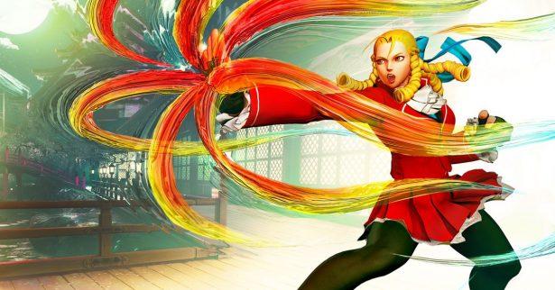 karin street fighter